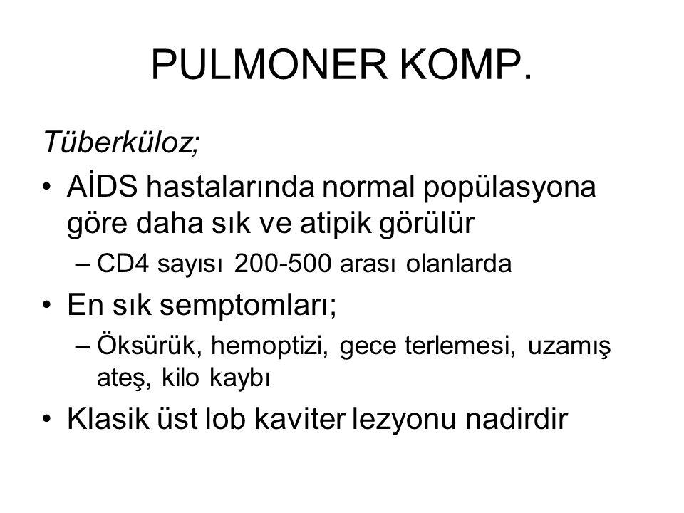 PULMONER KOMP.