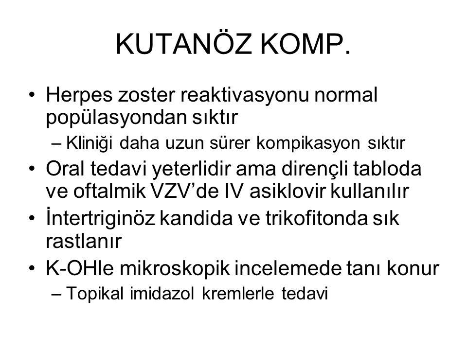 KUTANÖZ KOMP.
