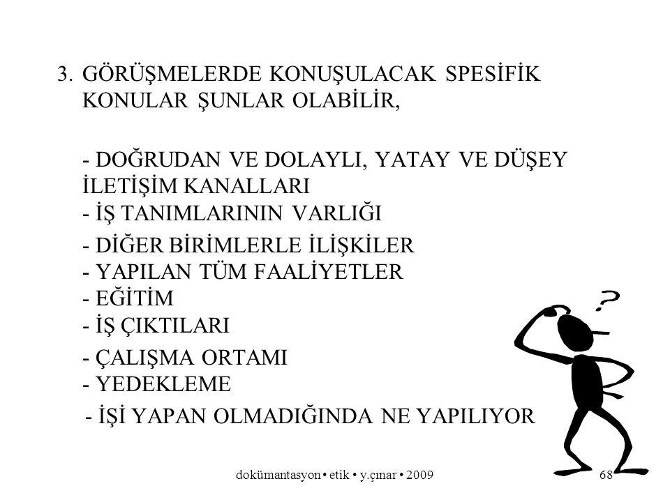 dokümantasyon etik y.çınar 200967 2.