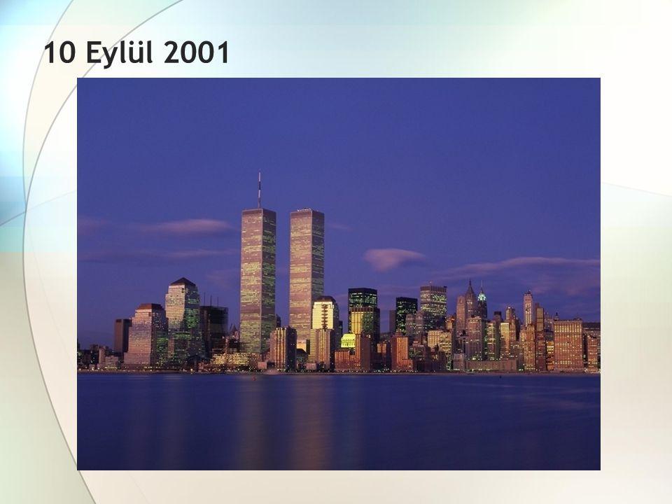 10 Eylül 2001