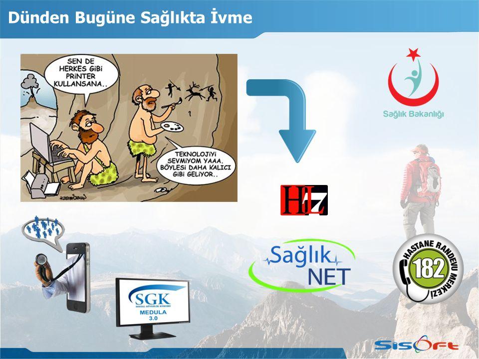 Türkiye nin Sağlık Bulutu Sağlık Bakanlığı Sağlık Bilgi Sistemleri Türkiye'nin en büyük intranetini oluşturacağını duyurdu.
