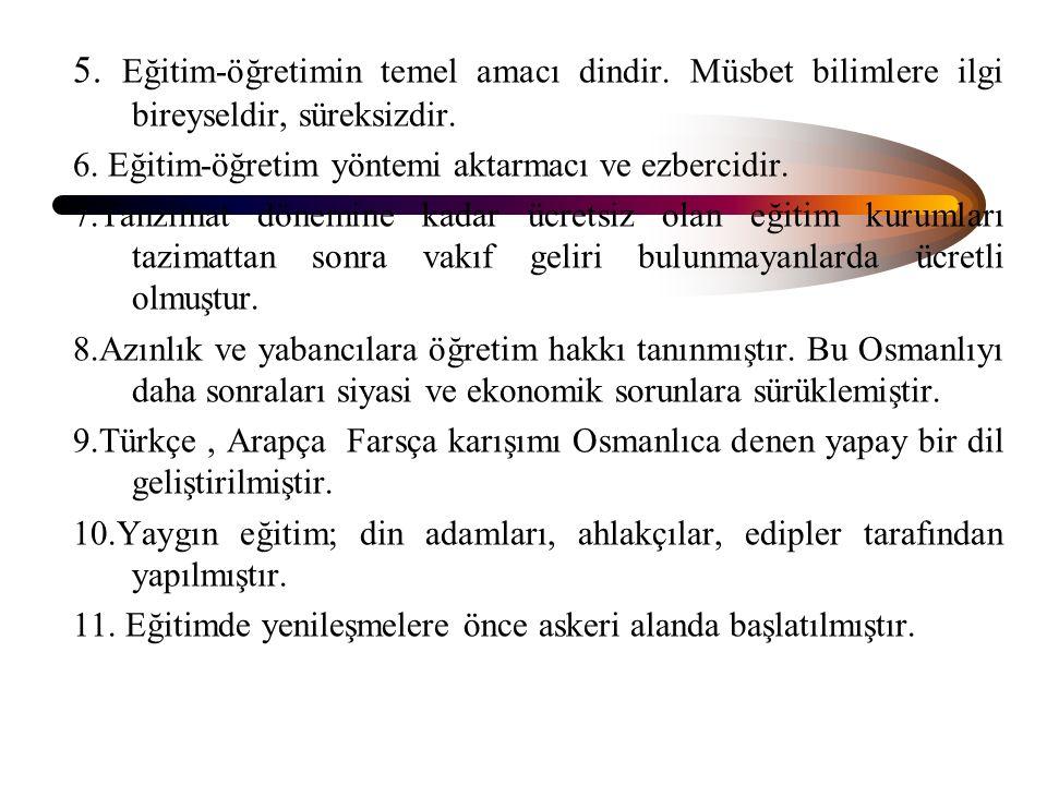 Sıbyan Mektebi Öğretmenlerinin Yetiştirilmesi Sıbyan mektebi hocaları, sosyo-kültürel ortamla kaynaşmış ve toplumun bir parçası olmuşlardır.