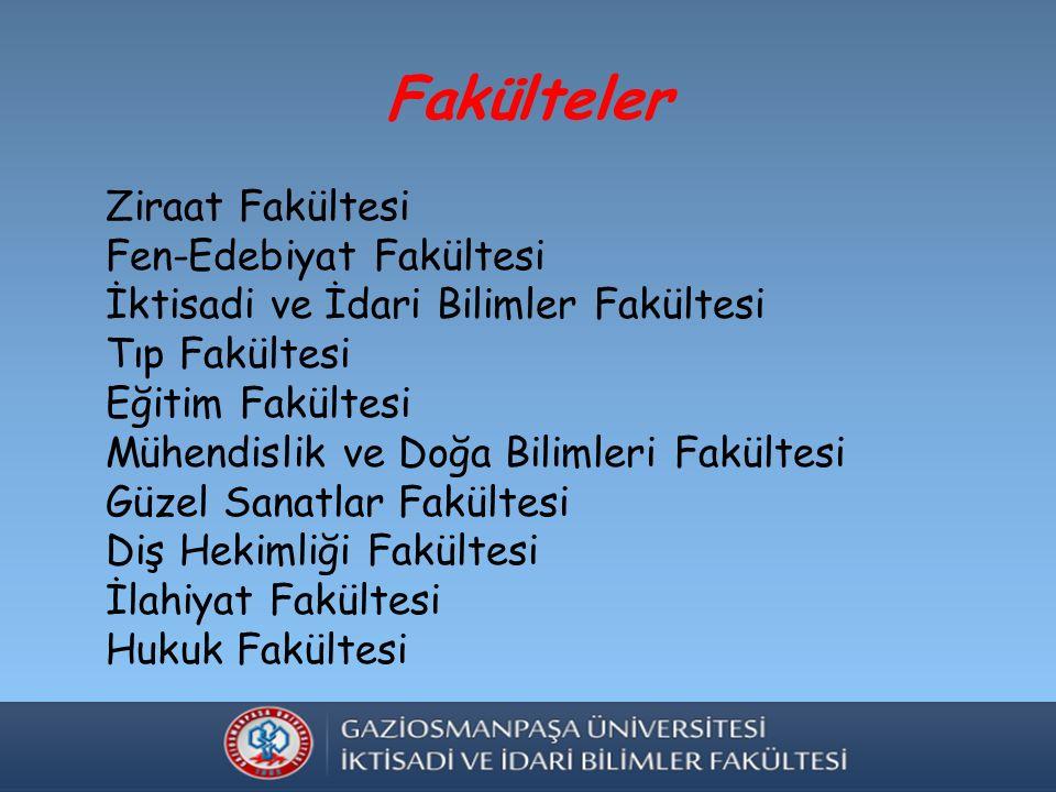 İktisadi ve İdari Bilimler Fakültesi Tüm lisans programlarımızda isteğe bağlı olarak bir yıl yabancı dil (İngilizce) eğitim alınabilmektedir.