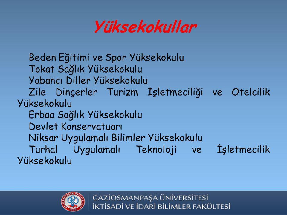 Kuruluş Fakültemiz, 1995 yılında kurulmuş olup 1998-1999 akademik yılında eğitim öğretime başlamıştır.