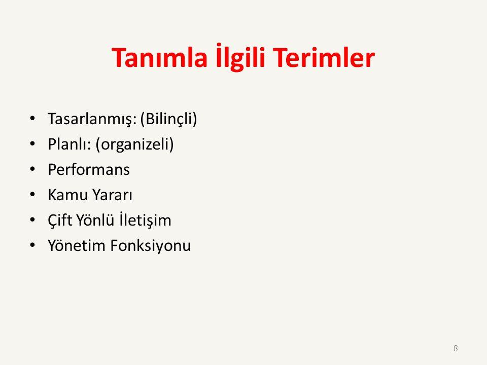HALKLA İLİŞKİLER SÜRECİ 2.