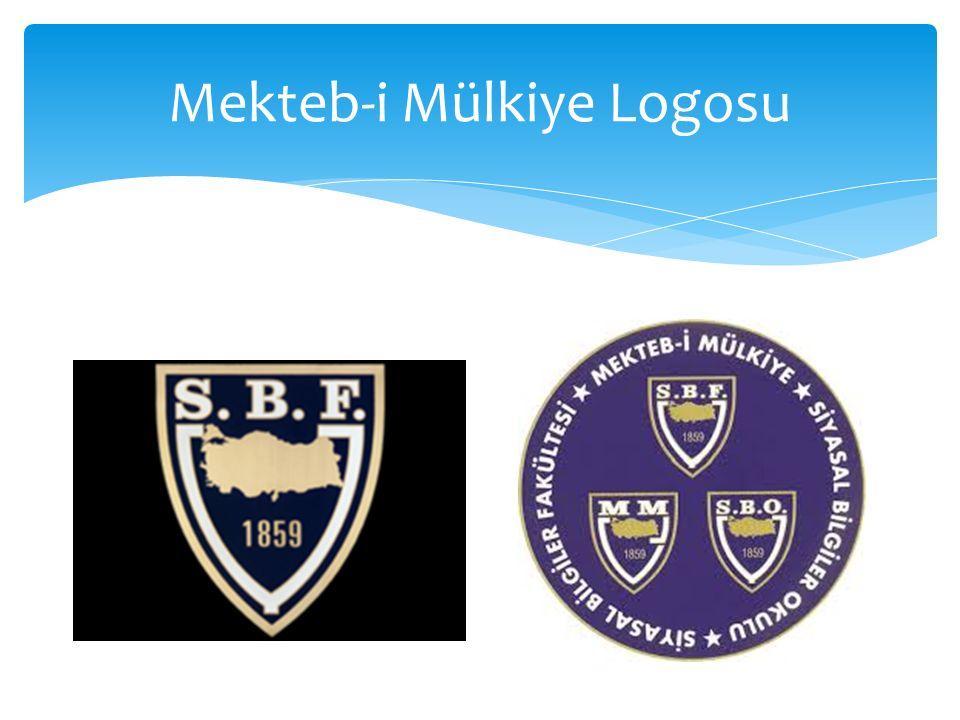 Mekteb-i Mülkiye Logosu