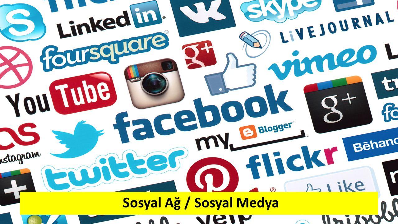 Sosyal Ağ / Sosyal Medya