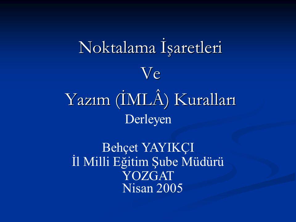 BÜYÜK HARF NERELERDE KULLANILIR-12 .