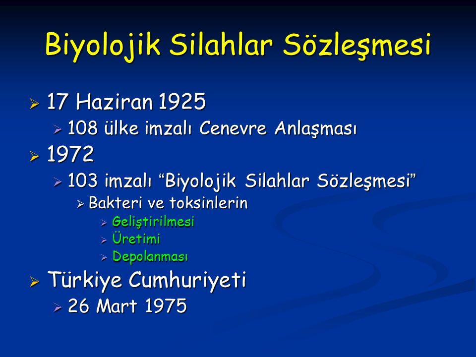  16 Eylül-25 Ekim 2001  Şarbon sporlarıyla kontamine edilmiş mektuplar  5/11 kişinin ölümü Tarihçe