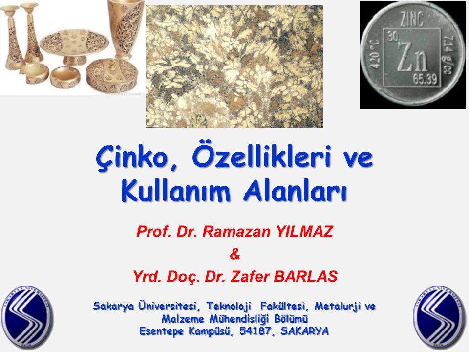 Prof.Dr. Ramazan YILMAZ & Yrd. Doç. Dr.