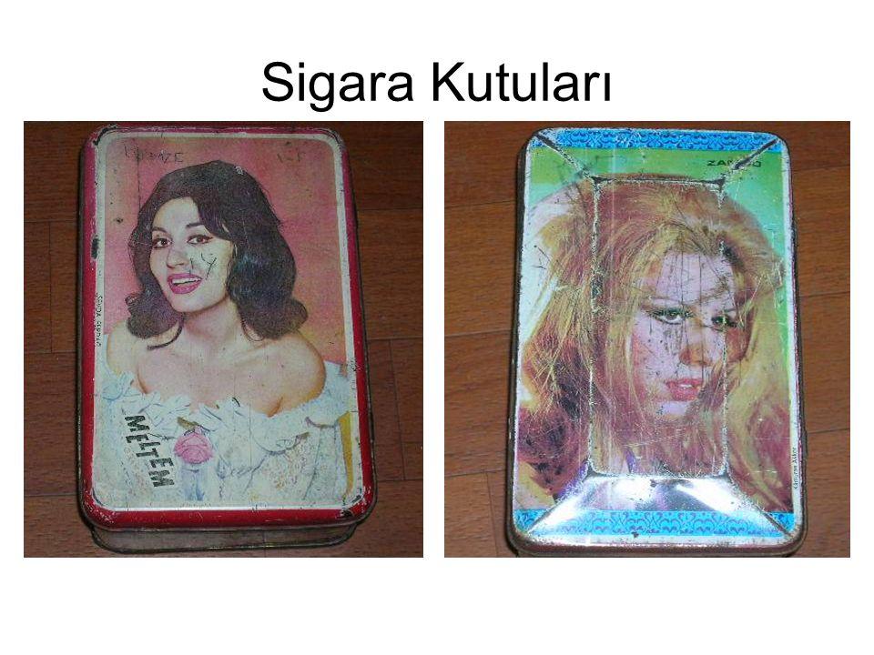Sigara Kutuları