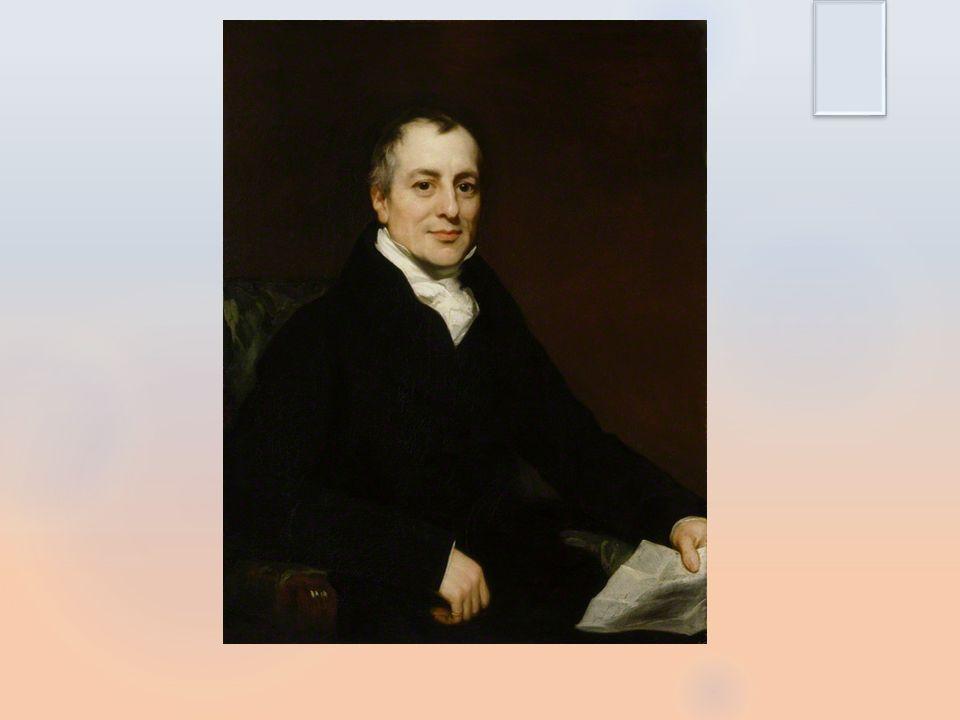 D.Ricardo, Hollanda asıllı Yahudi bir ailenin 17 çocuğundan üçüncüsü olarak 18 Nisan 1772 de Londra da doğdu.