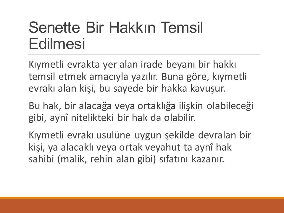 ÖRNEK POLİÇE Sayın Mesut Mert Adana, 11.11.2007 Cumhuriyet Cad.No.25 Adana İşbu poliçe karşılığında Levent Can veya emrine 11.02.2008 tarihinde yalnız –bin- Yeni Türk Lirası ödeyiniz.