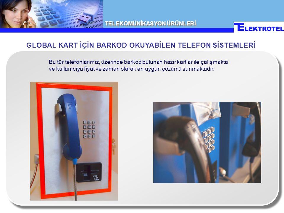 Akıllı Telefon Ücretlendirme Arabirimi ve Yönetim sistemi TELEKOMÜNİKASYON ÜRÜNLERİ Yönetim sistemi desteği.