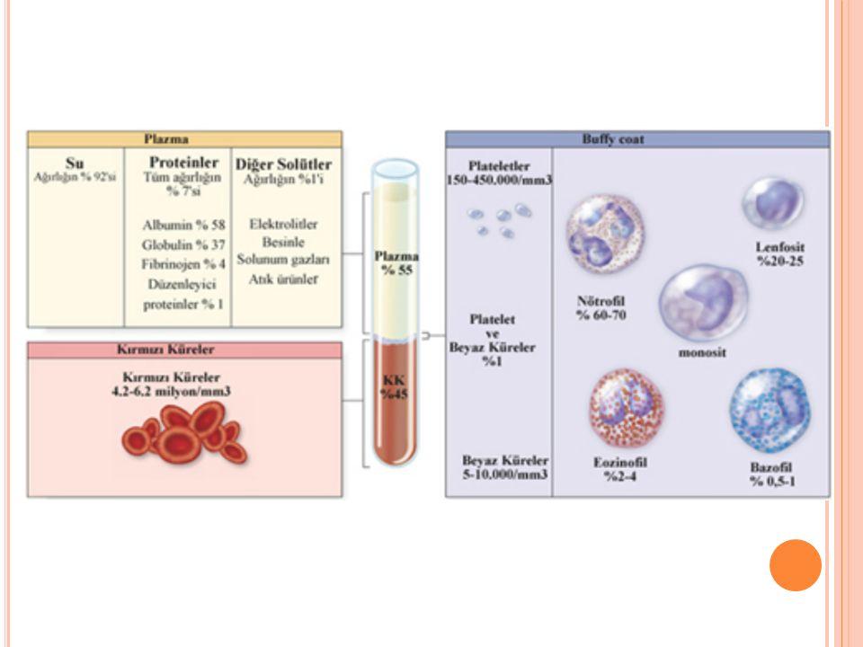 HİPOTERMİ:  Büyük miktarda verilen soğuk kan tx u vücut ısısının 27 – 29 dercelere düşmesine neden olur.