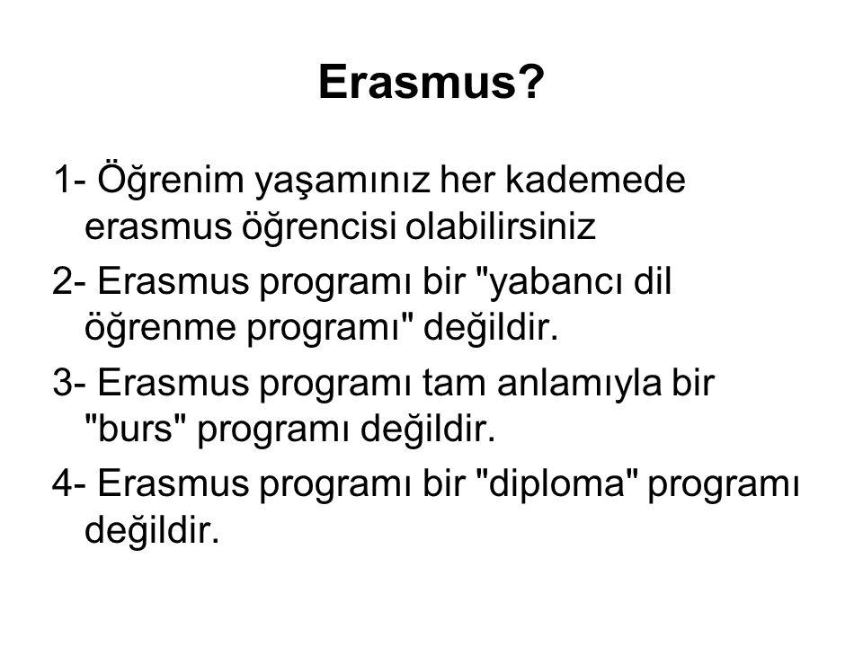 Erasmus.