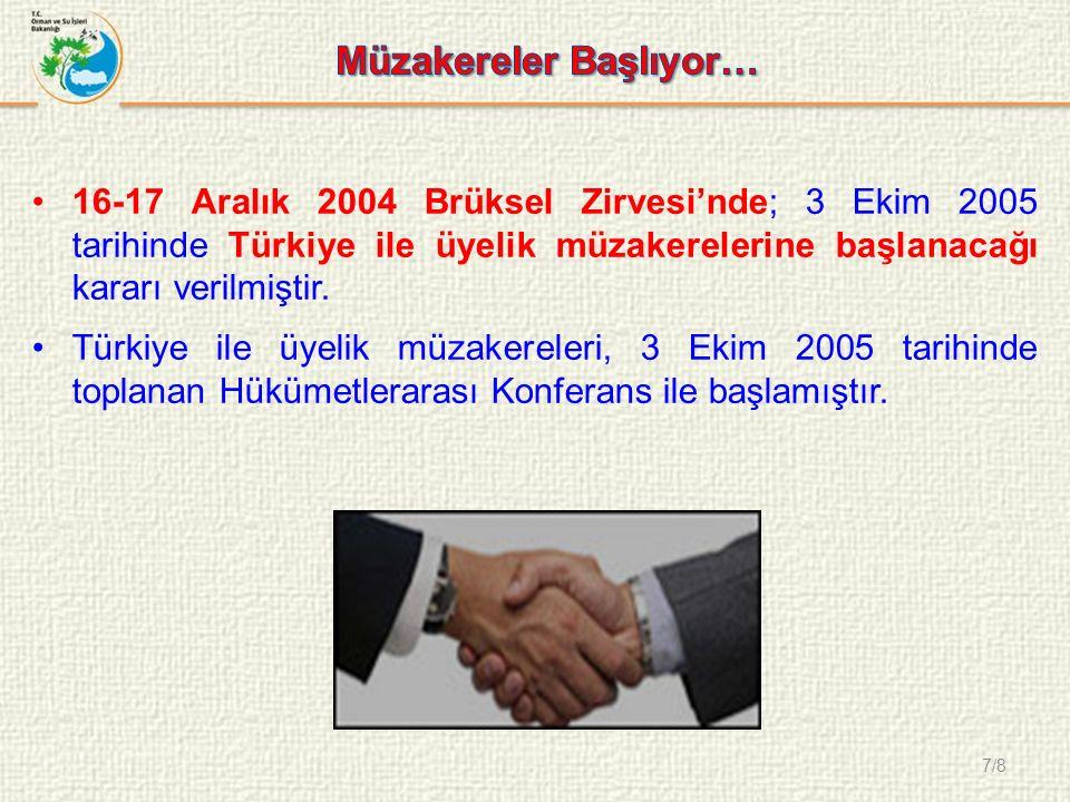 38/8 IPA-I döneminde Türkiye'ye 4,8 milyar € kaynak aktarılmıştır.