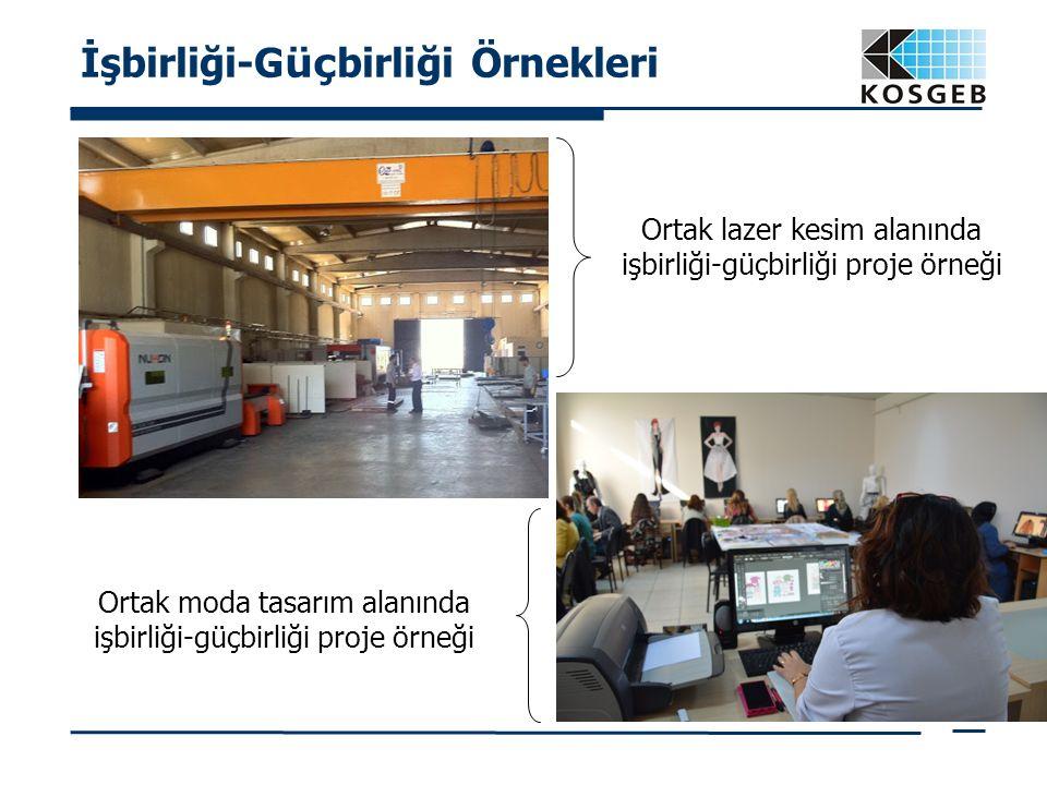 İşbirliği-G üç birliği Örnekleri Ortak lazer kesim alanında işbirliği-güçbirliği proje örneği Ortak moda tasarım alanında işbirliği-güçbirliği proje örneği
