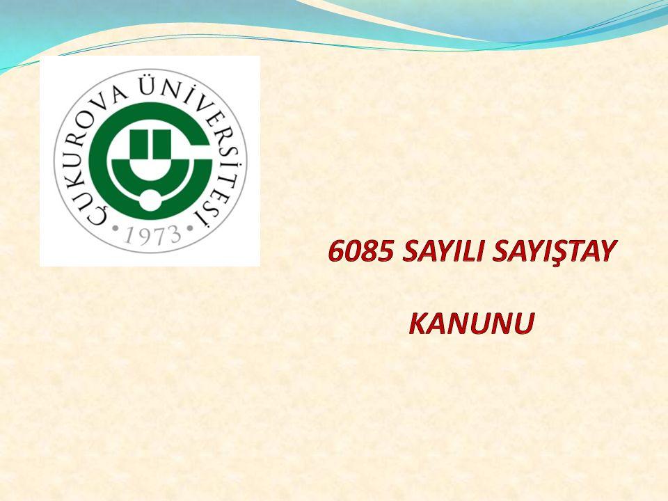 Yönetim birimleri ve mensupları (1) Sayıştayın yönetim işleri Sayıştay Başkanının teklifi ve Sayıştay Genel Kurulunun kararı ile kurulacak birimler tarafından yürütülür.