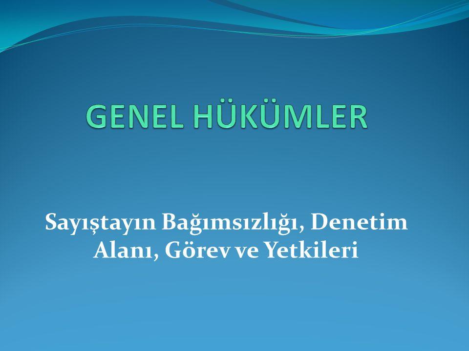 Sayıştay Başkanının seçimi 1 ) Sayıştay Başkanı, bu Kanunda yazılı niteliklere sahip isteklilerden 16 ncı madde esaslarına göre belirlenecek iki aday arasından Türkiye Büyük Millet Meclisi Genel Kurulunca gizli oyla seçilir.