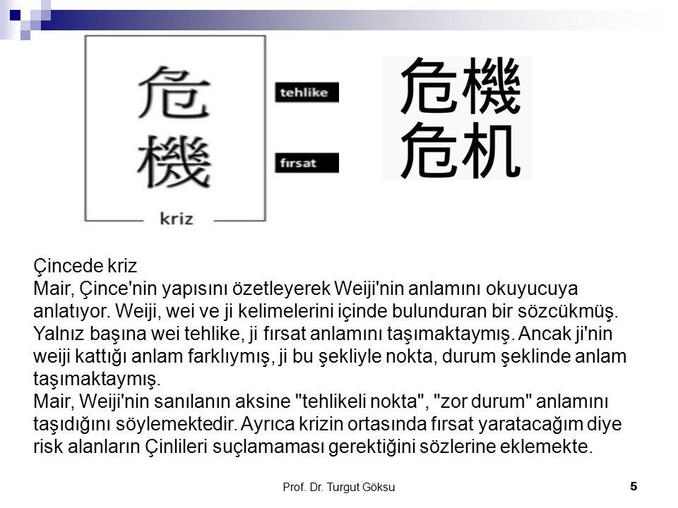 Afet ve Acil Durum Koordinasyon Kurulu (m.4) Prof.