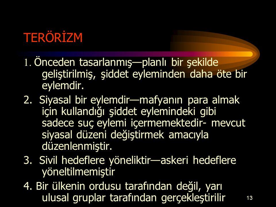 TERÖRİZM 1.