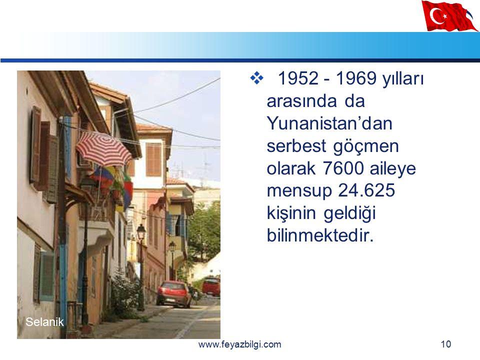 LOGO 9 Yunanistan'dan Göçler:  Cumhuriyet döneminin en önemli ve en yoğun göç hareketi 1922 yılında imzalanan Lozan Anlaşması hükümleri uyarınca gerçekleştirilen Türk-Yunan halkları değişimidir.