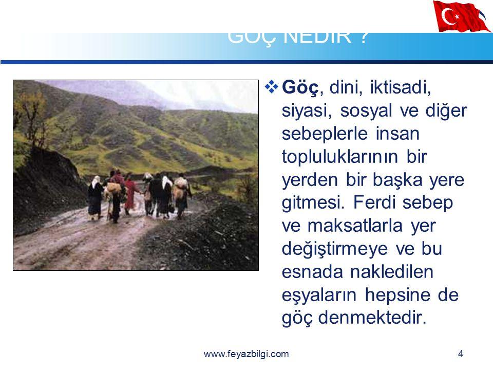 LOGO 24  IRAK VE SURİYE'DEN GÖÇLER Suriye Türkleri, ferdi kaçışların dışında, 1945, 1951, 1953 ve 1967 yıllarında Türkiye'ye toplu olarak göçmüşlerdir.