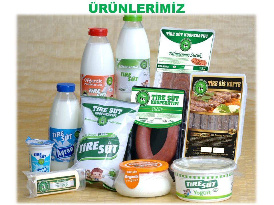 Mahmut ESKİYÖRÜK İzmir Tarım Grubu Bşk.Tire Süt Kooperatifi Bşk.