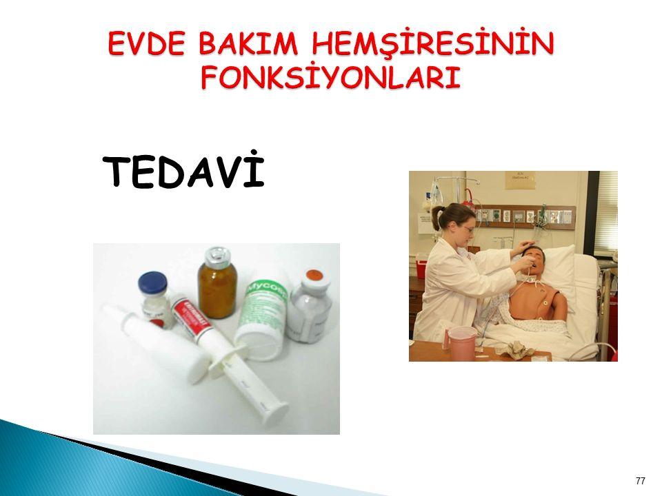 TEDAVİ 77
