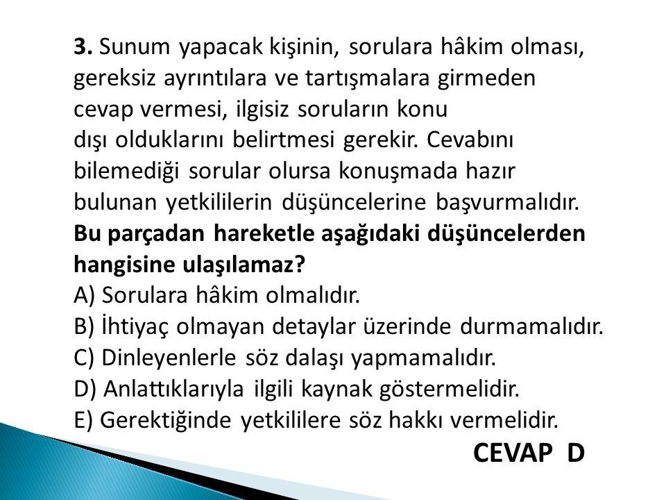 1.(I) İki bölümden oluşan yapıtına yazar, imparatorluk Türkiye'sinin son demlerini aktarmış.