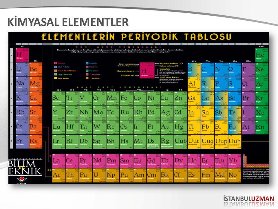 AÇIKLAMALARAÇIKLAMALAR Doğal veya yapay olarak üretilen her türlü element, bileşik veya bunların karışımları kimyasal olarak tanımlanmaktadır.