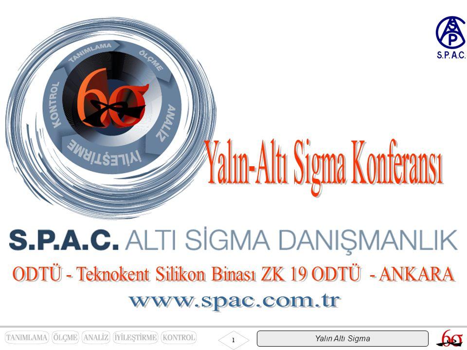 Yalın Altı Sigma 1
