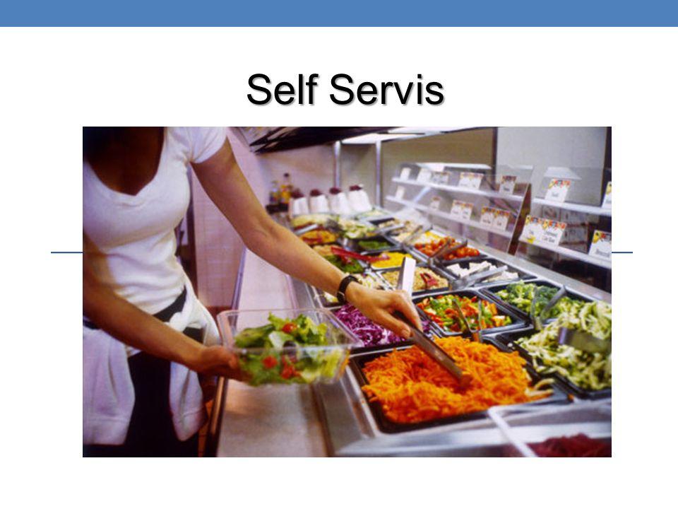 Self Servis