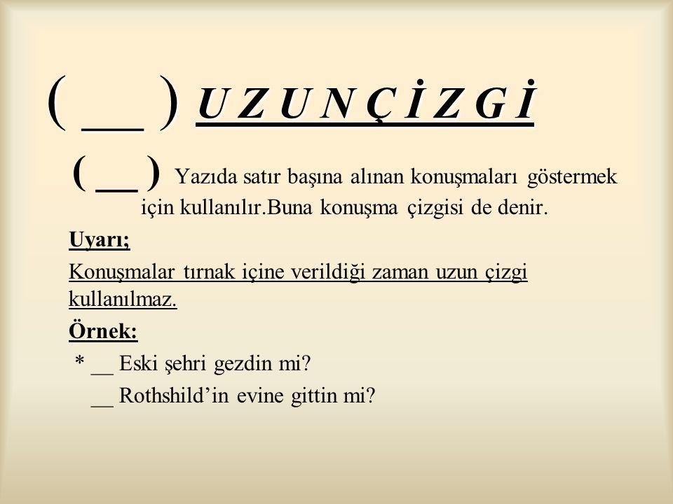 (-) Kelimeler arasında -den...-a, ve, ile, ila ve arasında anlamlarını vermek üzere kullanılır.