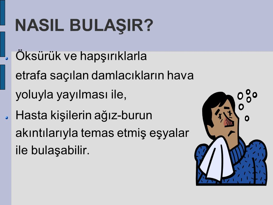 NASIL BULAŞIR.