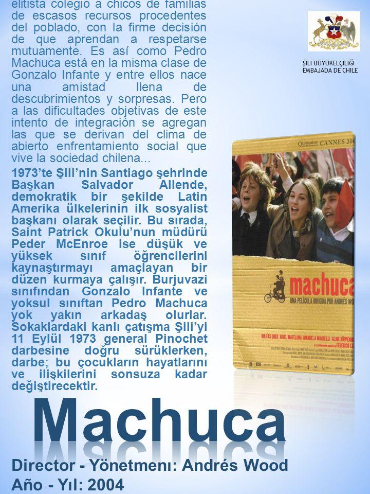 Chile, 1973.