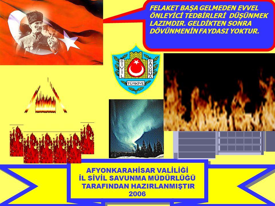 28.05.201692 81 DUYURU:DUYURU: Yangını ilk gören; soğuk kanlılığını muhafaza ederek ve paniğe sebep olmadan, YANGIN diye bağırmalı çevresindekilere duyurmalı, yetkililere, yangın ekiplerine ve 110 İTFAİYE Teşkilatına, 155 polis 112 Hızır acil, 187 Gaz Arızaya haber vermelidir.