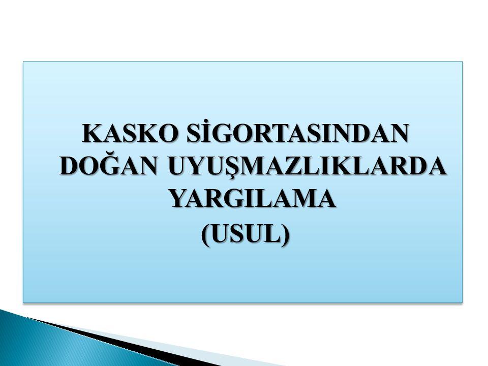  TTK m.1427 ve KSGŞ m. B.3.3.4.