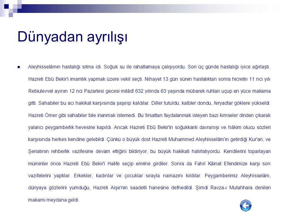 Hükümdarların İslamiyet'e davetleri Resul-i Kibriya Efendimiz, İslam'a davet maksadıyla aşağıdaki hükümdarlara mektup gönderdi: Hz. Dıhyetül-Kelbi'yi,