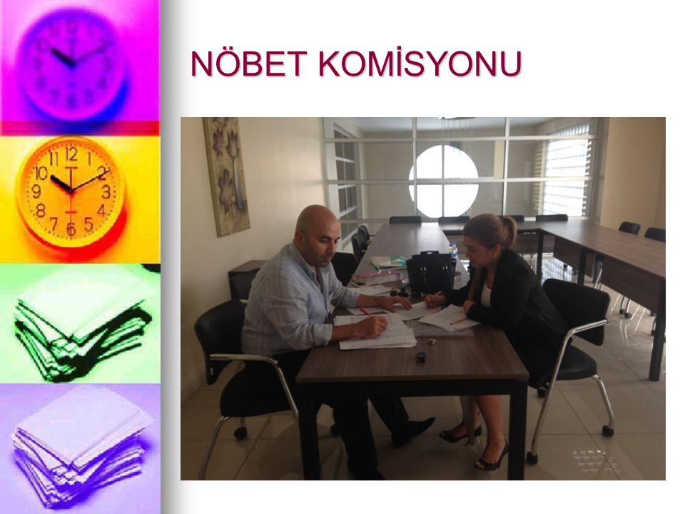 NÖBET KOMİSYONU