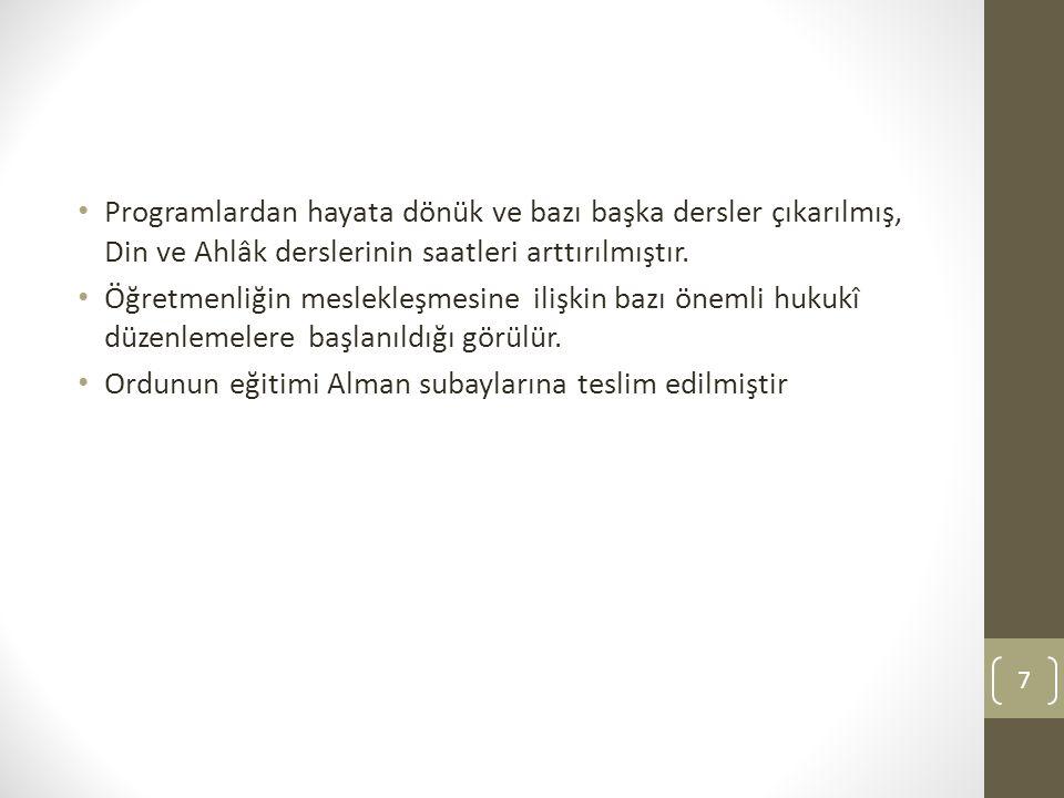 Münif Paşa'nın Türk eğitim tarihindeki yeri Münif Paşa, kızların eğitimi, özel eğitim, ticaret eğitimi, kütüphanecilik, öğretmen yetiştirme...