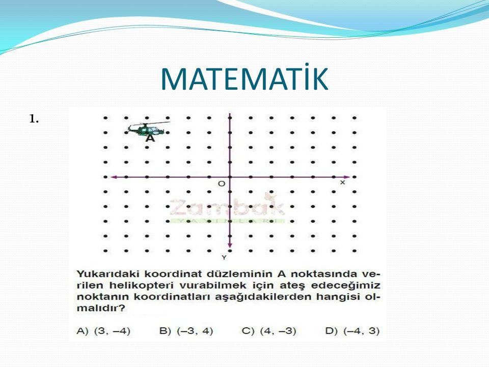 MATEMATİK 1.
