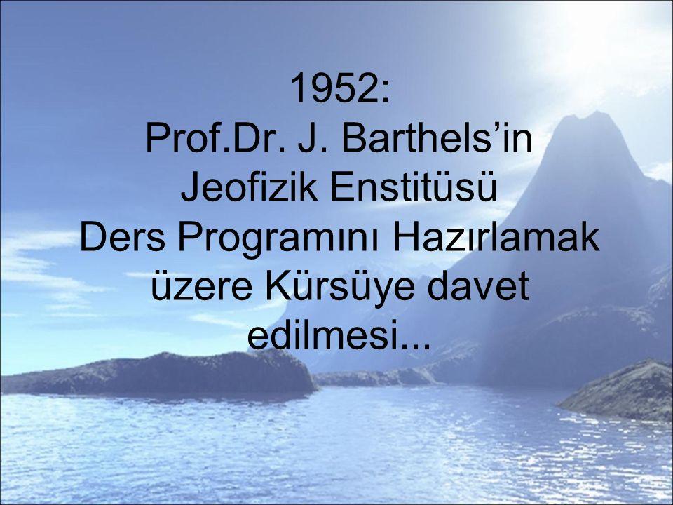 1952: Prof.Dr.J.
