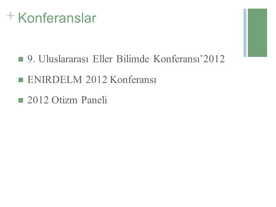 + Konferanslar 9.