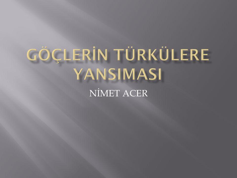 NİMET ACER