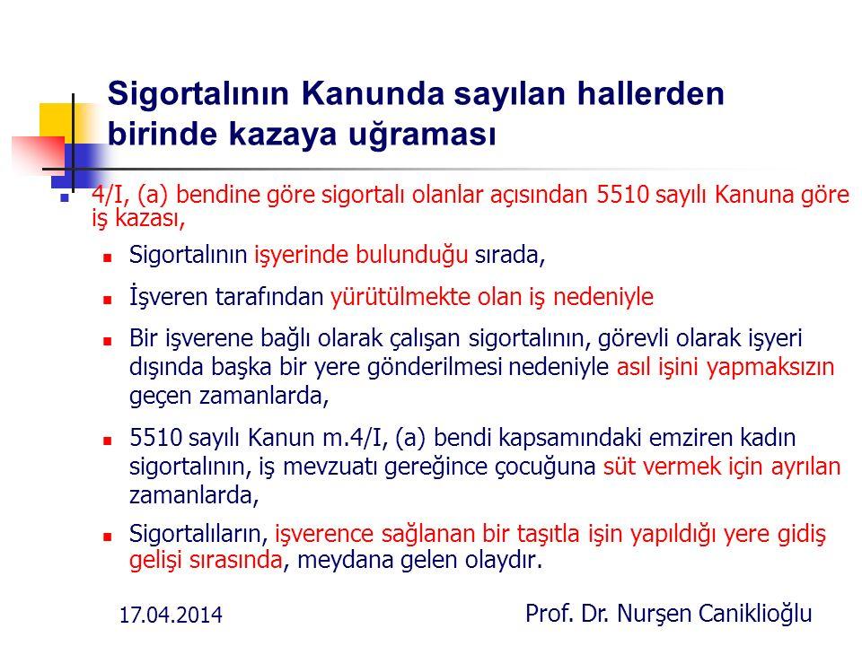 17.04.2014 Prof. Dr.