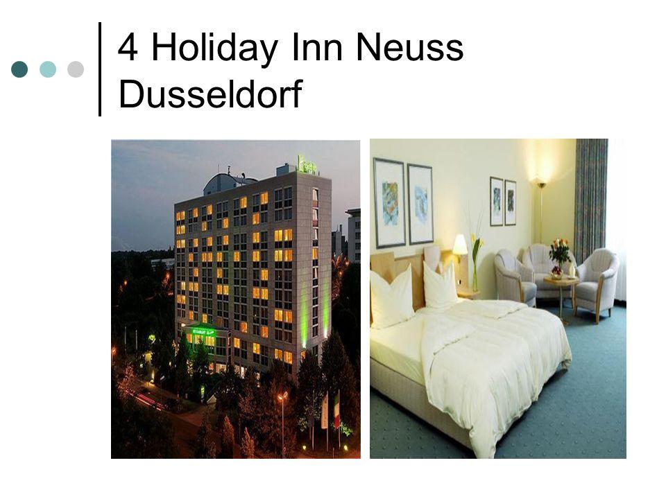 4 Holiday Inn Neuss Dusseldorf