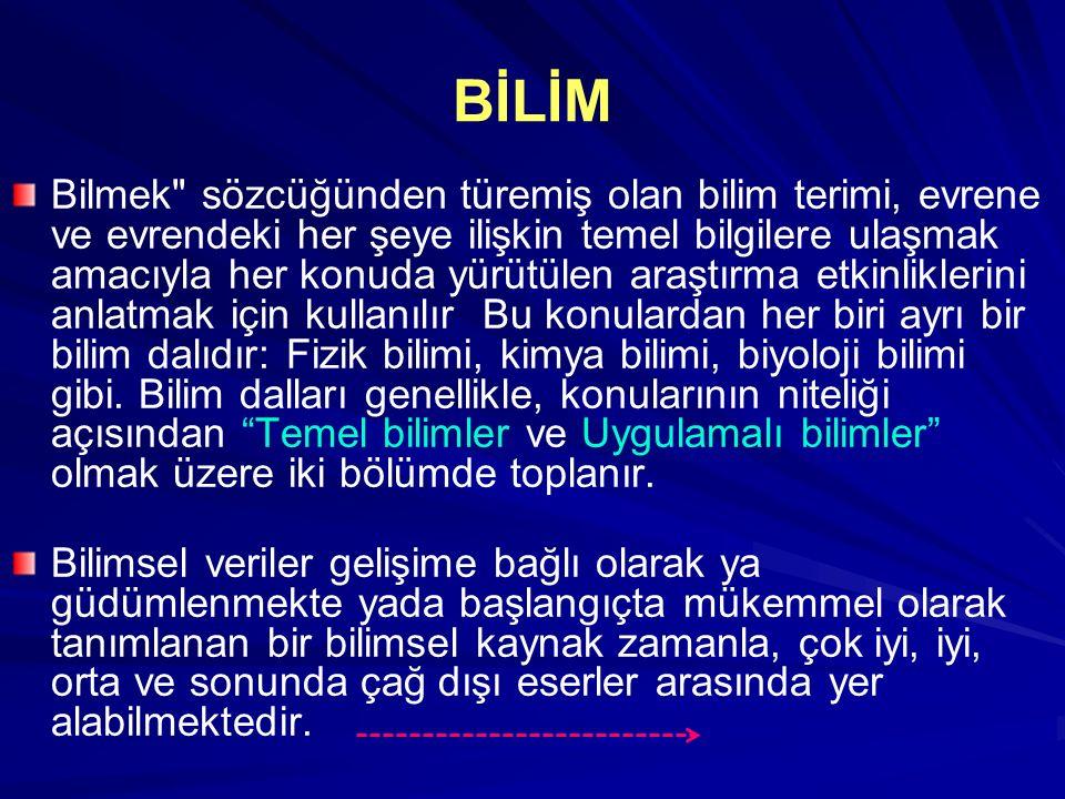 BİLİMSEL ARAŞTIRMA İLKELERİ 1.Doğruluk, 2. Nesnellik (Objektiflik), 3.
