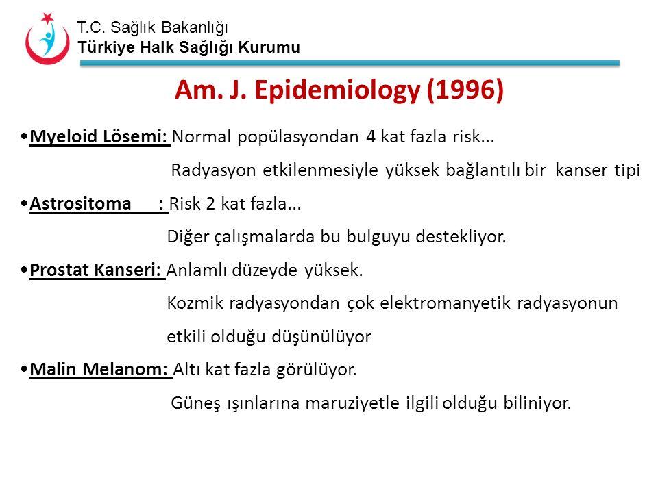 T.C. Sağlık Bakanlığı Türkiye Halk Sağlığı Kurumu Am.